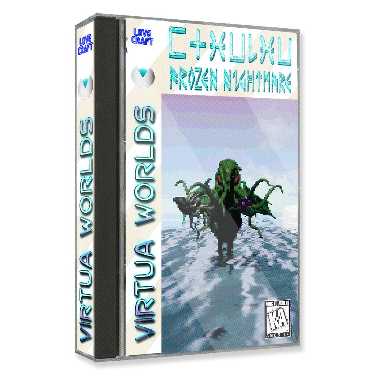 Cthulhu Frozen Nightmare (PC)