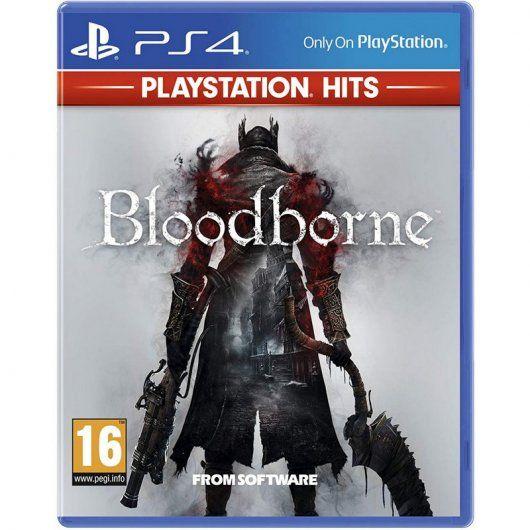 Bloodborne para PS4 15€ últimas unidades