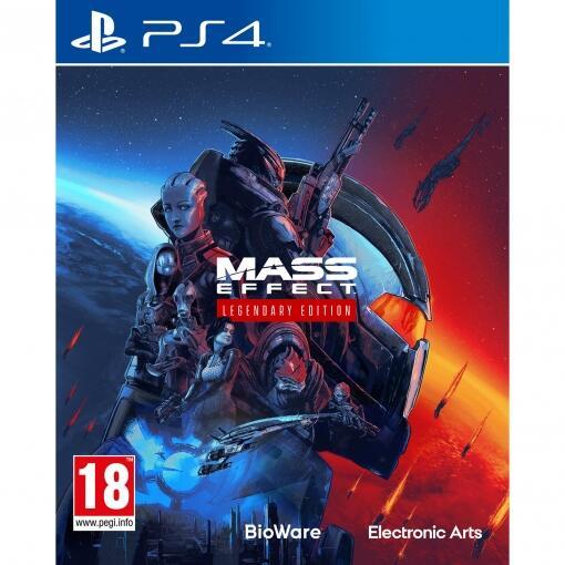 Mass Effect Legendary Edition para PS4 o XBOX por 29,99€
