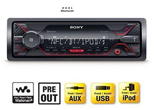 Autorradio - Sony DSXA410BT