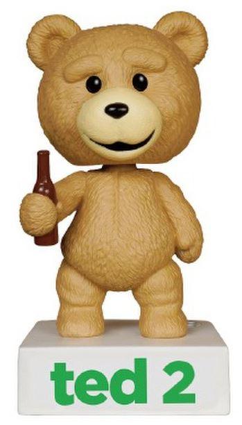 Figura Funko Wacky Wobbler Ted (con voz)