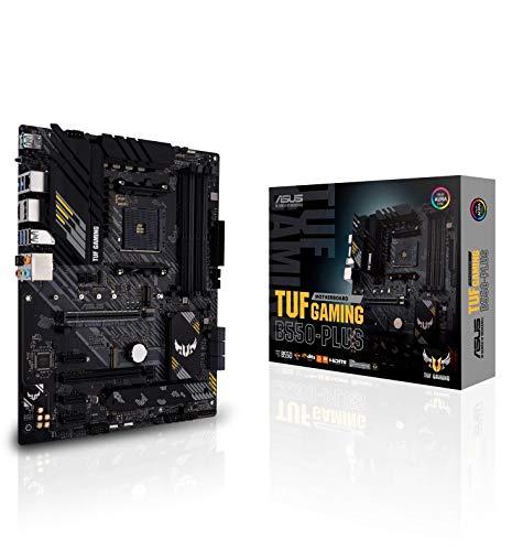ASUS TUF GAMING B550-PLUS - Placa Base Gaming ATX , PCIe 4.0