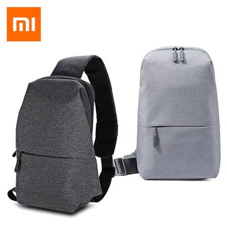 Mochila Xiaomi Sling Bag 4L (tienda física Barcelona)