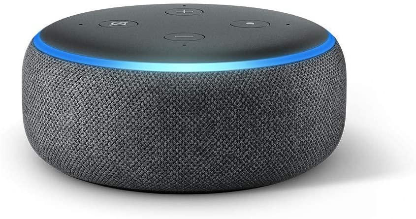 Echo Dot altavoz Alexa solo 19.9€