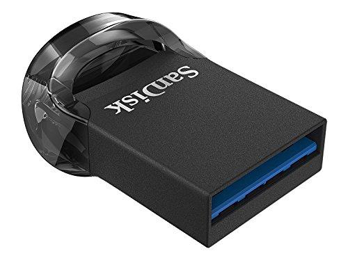 Memoria flash USB 3.0 128GB [SanDisk Ultra Fit]