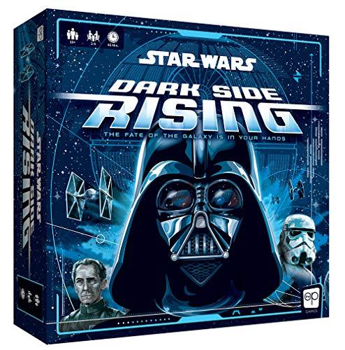 Star Wars Dark Side Rising. Juego de mesa en español