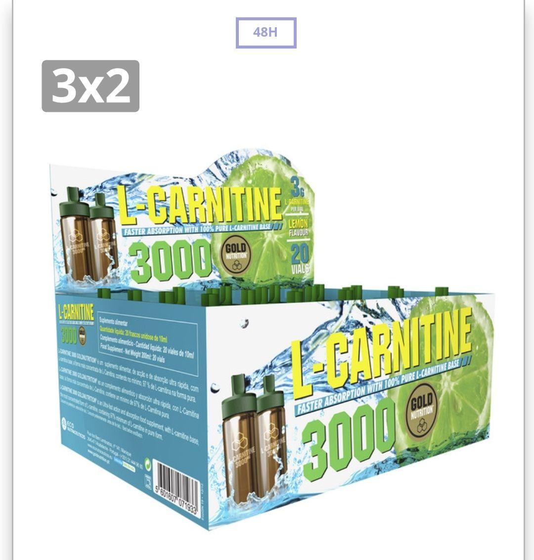 3x2 nutrición deportiva