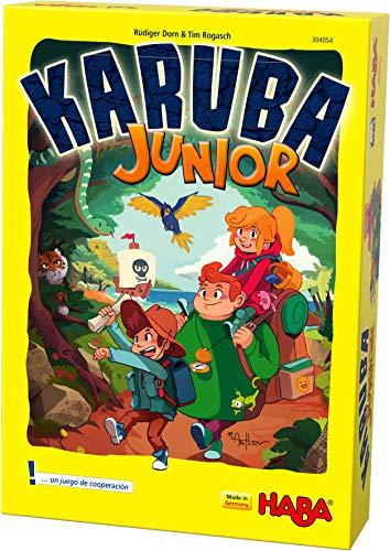Karuba Junior - Juego de Mesa