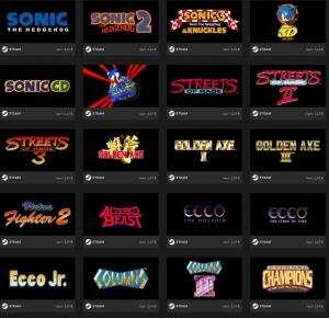 SEGA Mega Drive & Genesis Classics Bundle [+50 Juegos], Sonic Mania 1,99€,Team Sonic Racing [PC, Steam]