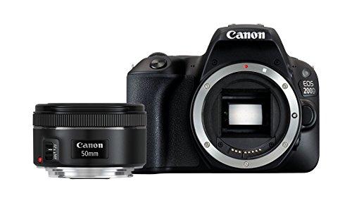Canon EOS 200D + Objetivo 50 mm