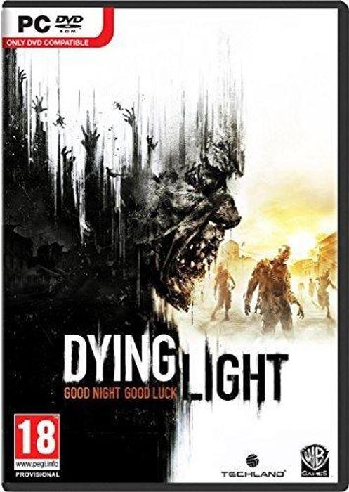 DYING LIGHT PC (KEY-STEAM)