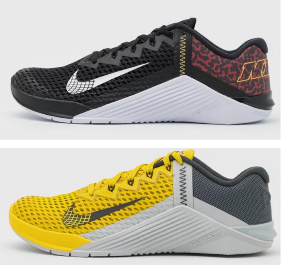En Varios Colores - Zapas Nike Metcon 6 desde 48€/Par (Tallas en Descripción x Modelo)
