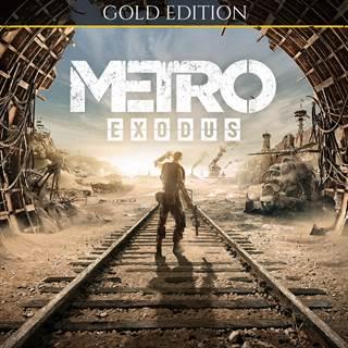Metro Exodus - Gold Edition [STEAM]