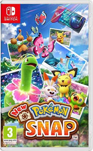 Pokemon Snap para Nintendo Switch
