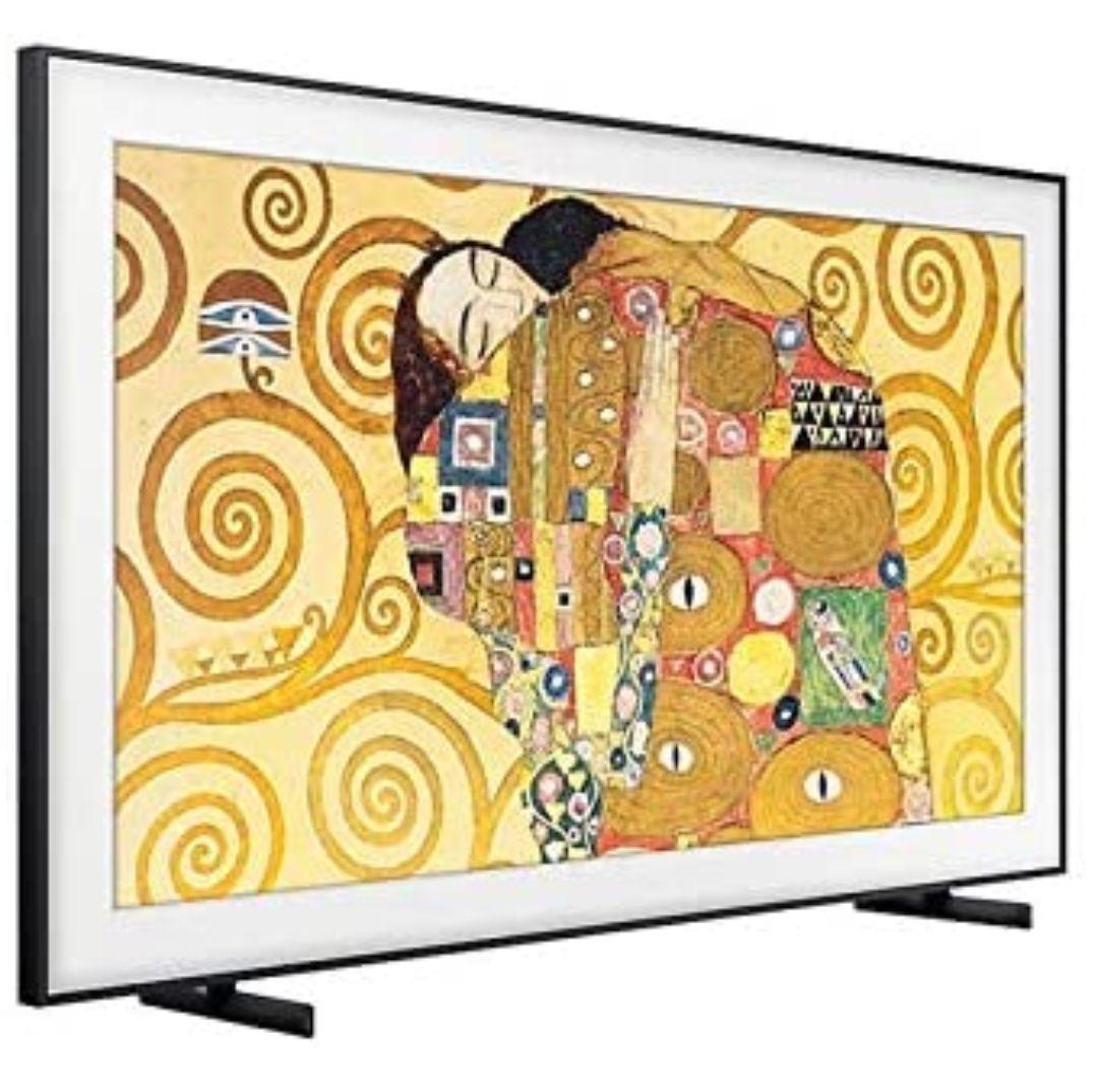 """Samsung QLED 4K 2020 75LS03T - Smart TV de 75"""", 4K UHD, HDR 10+, Inteligencia Artificial (precio mínimo)"""