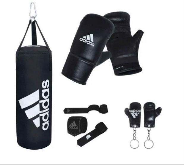 Adidas set de boxeo