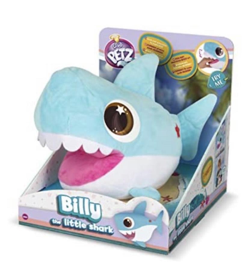 Little Shark con sonidos