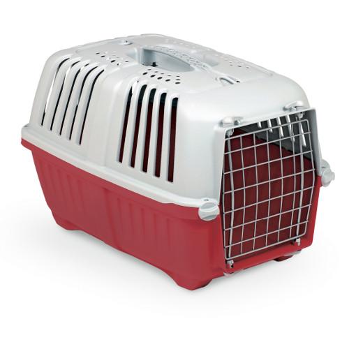 Transportín pequeño para perros y gatos TK-Pet Madrid