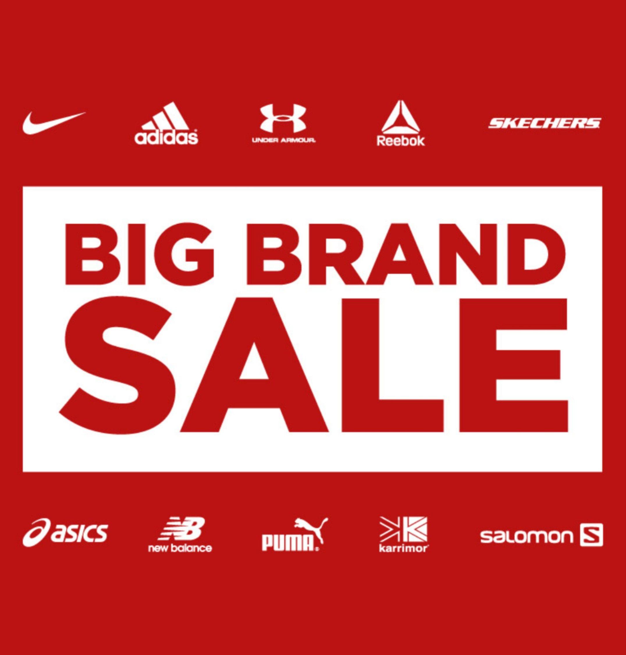 Grandes rebajas en tienda online de SportsDirect, hasta 80% de descuento