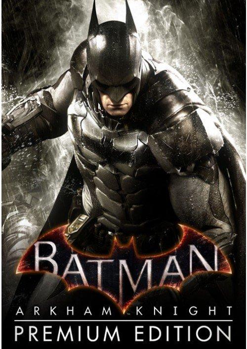 Batman: Arkham Knight Premium Edition PC (Steam) a solo 3.79