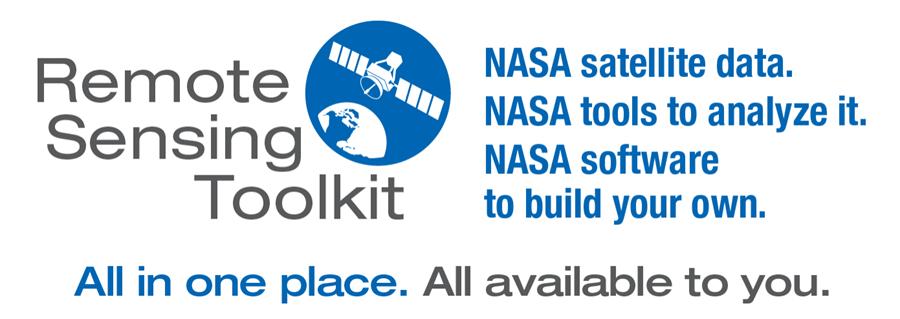 Seminario online en directo de la NASA : Remote Sensing Toolkit Gratis