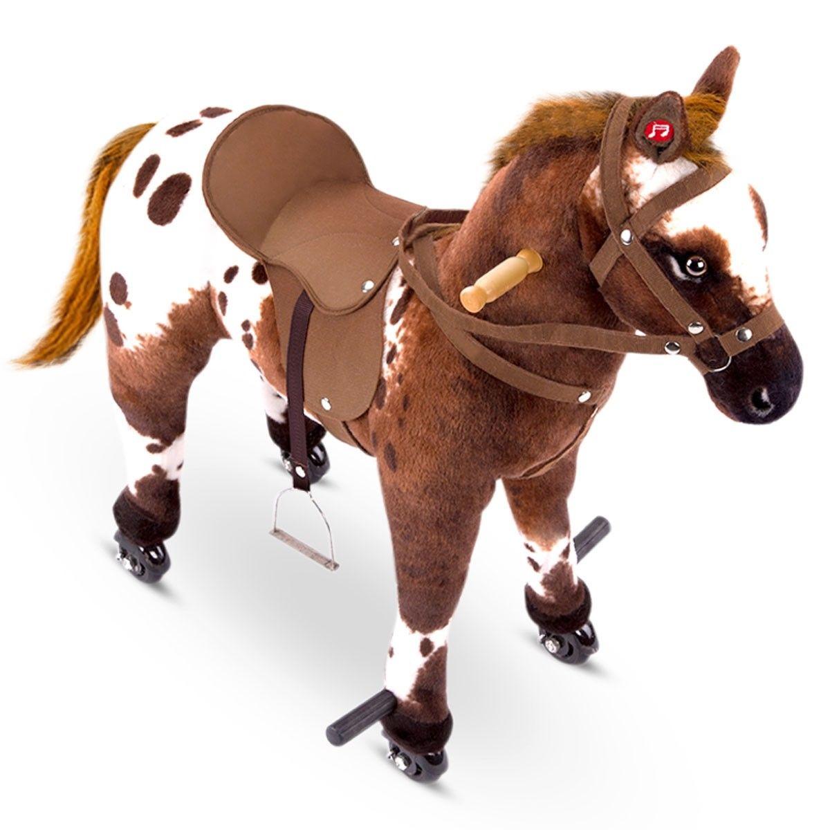 Caballo Pony sobre ruedas solo 59€