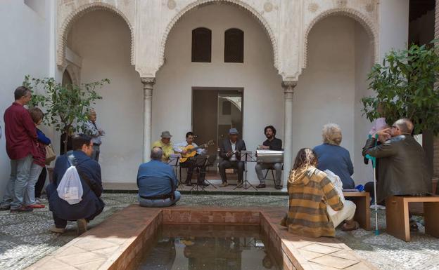 GRANADA: Visitas guiadas y puertas abiertas a monumentos (7,8 y 9 de Septiembre)