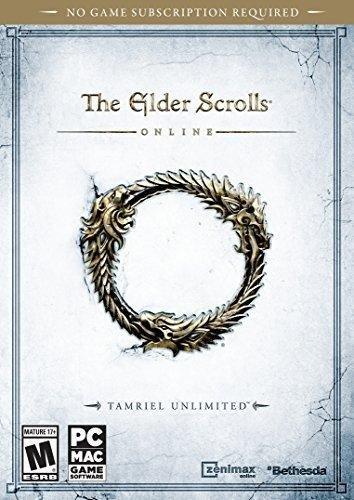 The Elder Scrolls Online: Tamriel Unlimited PC/Mac (descarga digital)