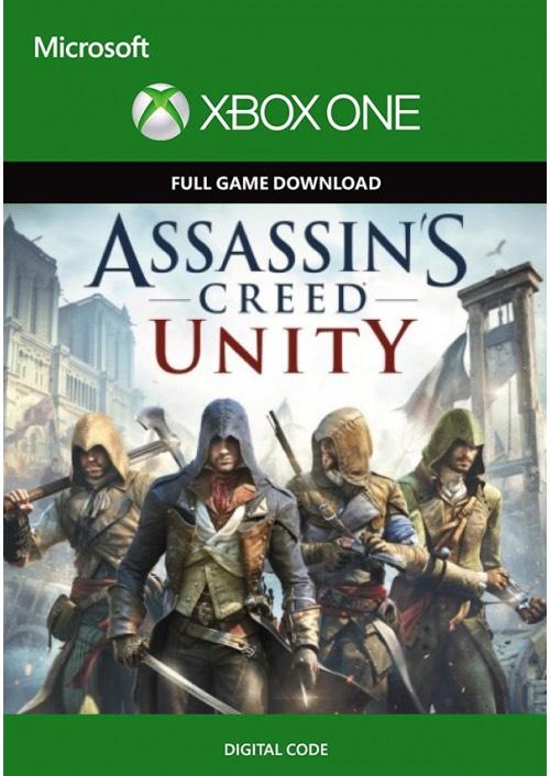 Assasin's Creed Unity xbox one