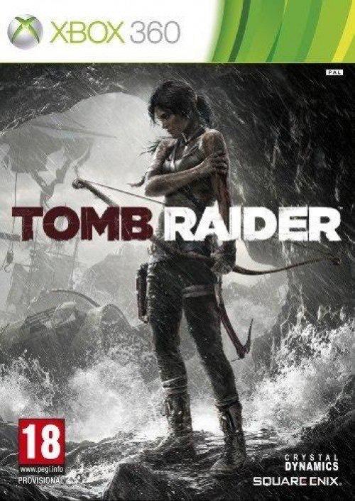 Tomb Raider 2013 xbox 360