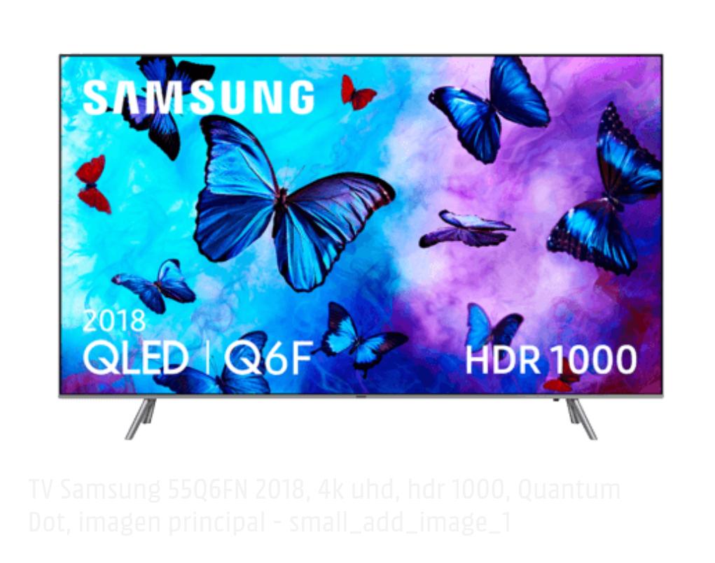 Tv Samsung QLED 4k UHD 55'
