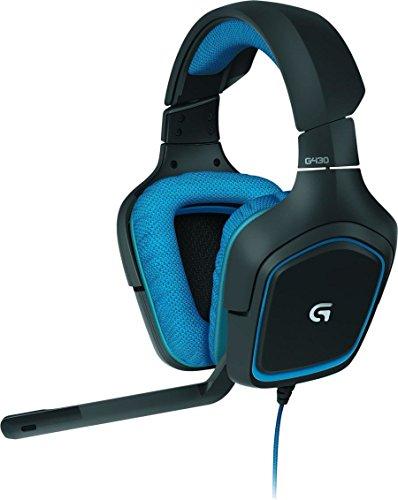 Auriculares Logitech G430 7.1 con Micrófono