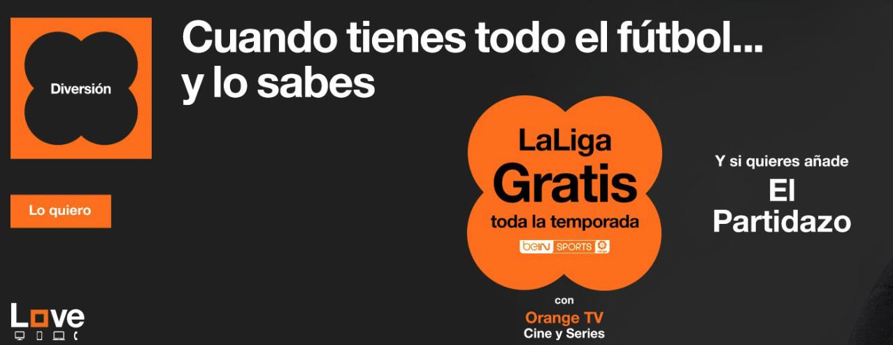 Oferta de Orange portabilidad