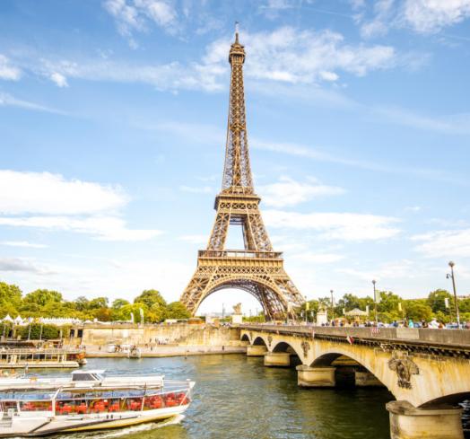 Vuelos a Paris desde 20€ ida y vuelta