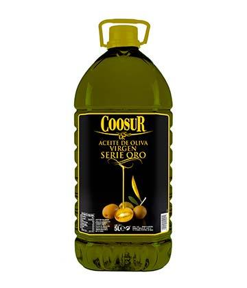 Aceite de oliva virgen  Coosur (del 10 al 19 de septiembre)