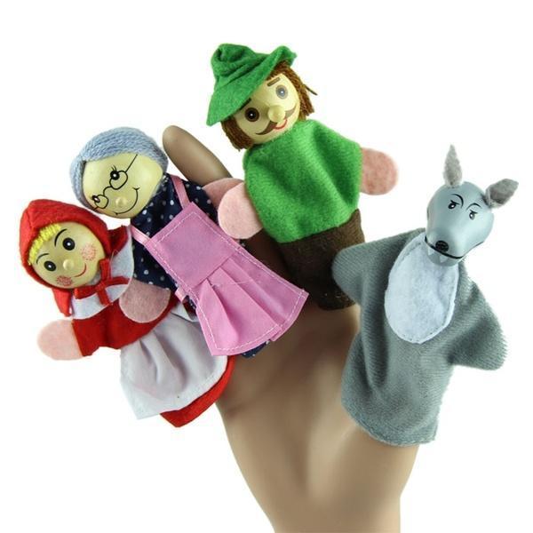 Marioneta de dedo