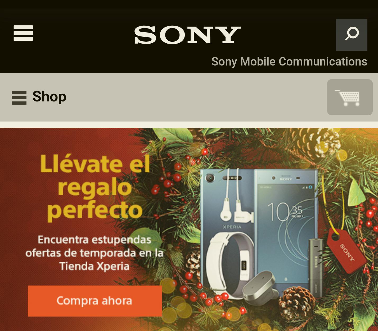 Productos Sony con Descuento.