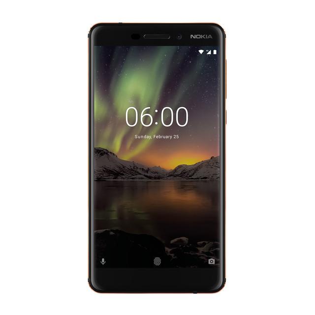 Nokia 6 2018 con Snapdragon solo 89€