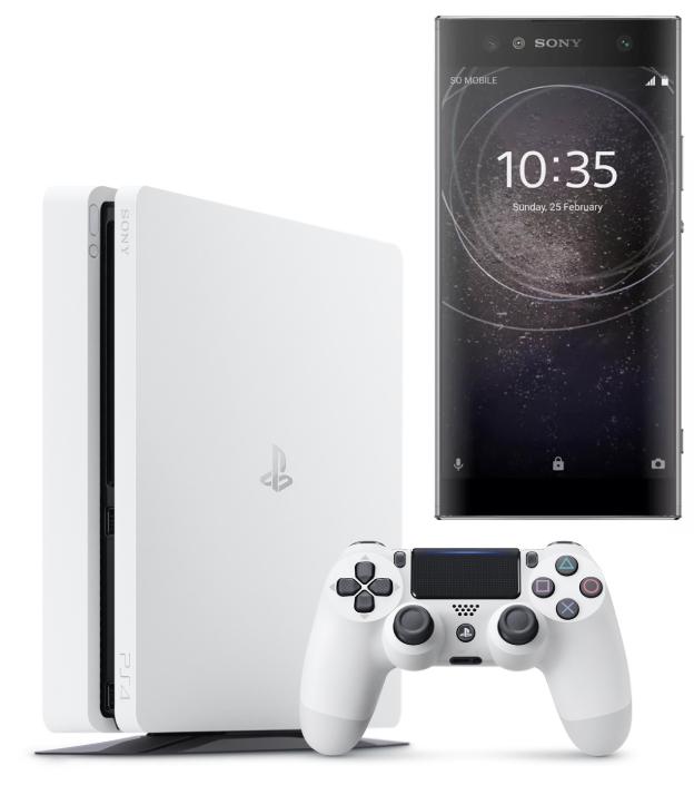 Xperia XA2 + PlayStation 4 solo 279€