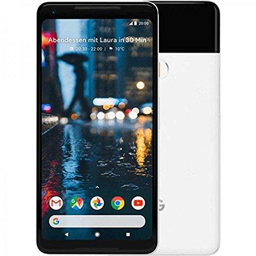 Google Pixel 2 XL / 4G / 64GB / Negro - Blanco