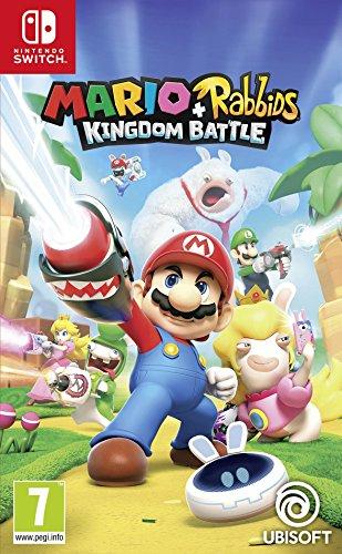 Mario + Rabbids Kingdom Battle - Minimo en Amazon