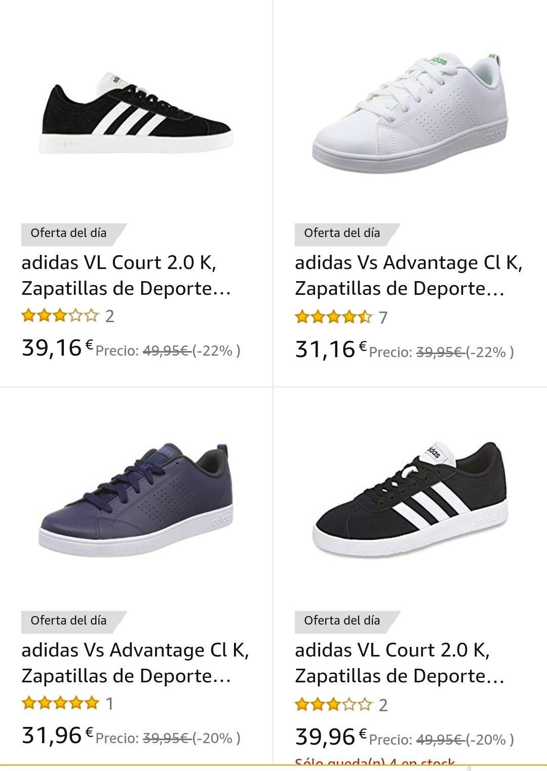 Zapatos adidas amazon