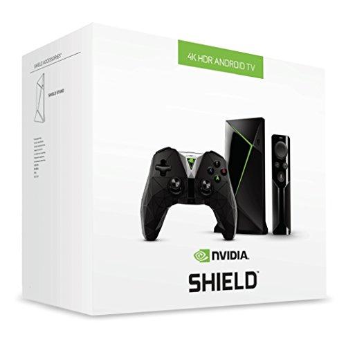 Nvidia Shield TV 4K + mando inalámbrico