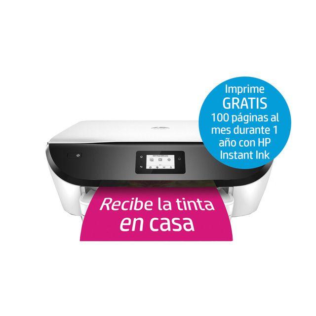 Impresora HP Envy 6232 + 1 año de impresión GRATIS