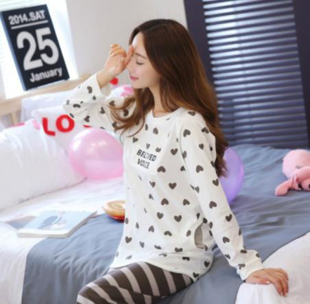 Pijama de manga larga - Varios modelos y tallas