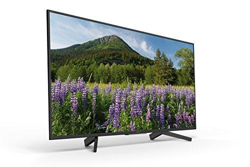 """Sony - Smart TV de 43"""" 4K Ultra HD con Soporte de ángulo"""