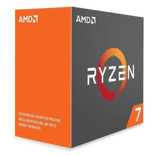 AMD Ryzen 7 1800X 16 MB solo 143€