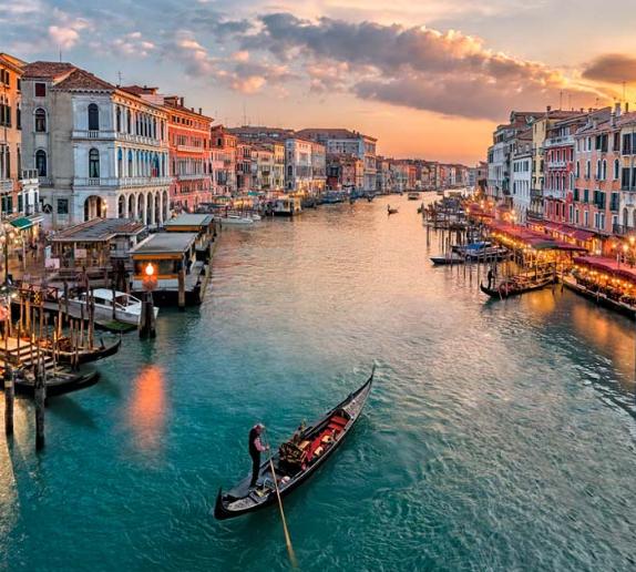 Venecia 83€/p= 2 noches en fin de semana en hotel con desayunos y vuelos