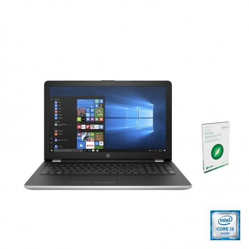 """Portatil HP 15,6"""" con Panda Antivirus"""