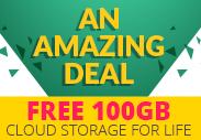 100GB de almacenamiento GRATIS en Zoolz